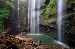 Madakaripura Waterfall, East Java Indonesia
