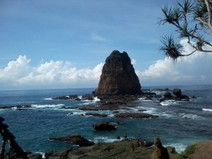 Tanjung Papuma Beach, Jember
