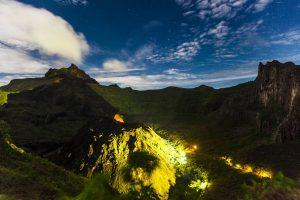 Mount Kelud Kediri Java Indonesia