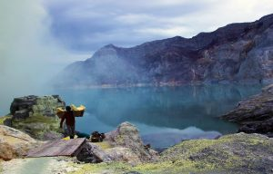 Ijen Crater Midnight Tour Package 1 Night 1 Day