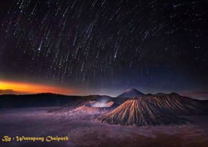 Mount Bromo Milky Way Tour for Photography