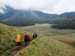 Semeru Trekking, Mt Bromo, Madakaripura Waterfall Tour 5 Days