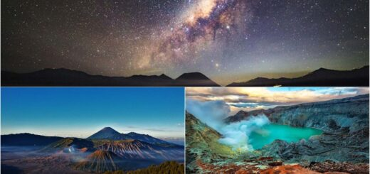 Ijen Crater, Mt Bromo Milky Way Tour, Sunrise tour 3 Days