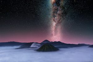 Mt Bromo Milky Way, Sunrise and Waterfall Tour 2 Days