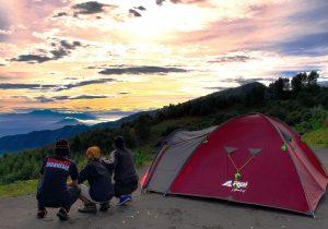 Mt Bromo Camping, Blue Flame Ijen Tour 3 Days