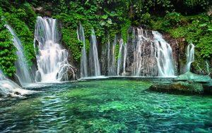 Ciblungan Waterfall Malang
