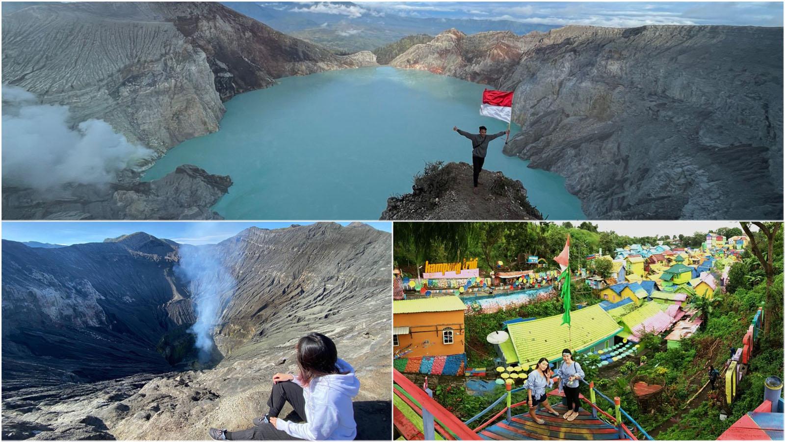 Ijen Crater, Mt Bromo, Malang City Tour 4 Days