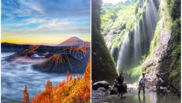 Madakaripura Waterfall, Mount Bromo Tour Package 2 Days