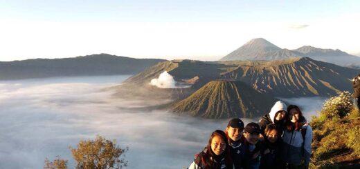 Mount Bromo Eruption History