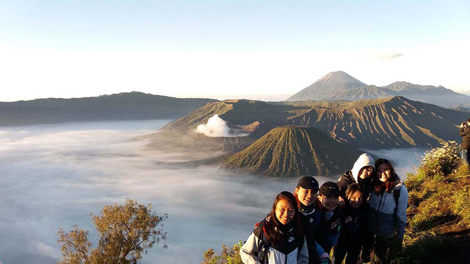 Mount Bromo Eruption History