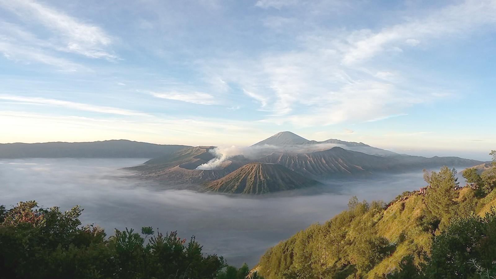 Bromo Ijen East Java Tour Package 4 days from Surabaya