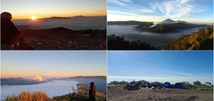 Semeru hiking, Mount Bromo Sunrise tour, B29 Camping